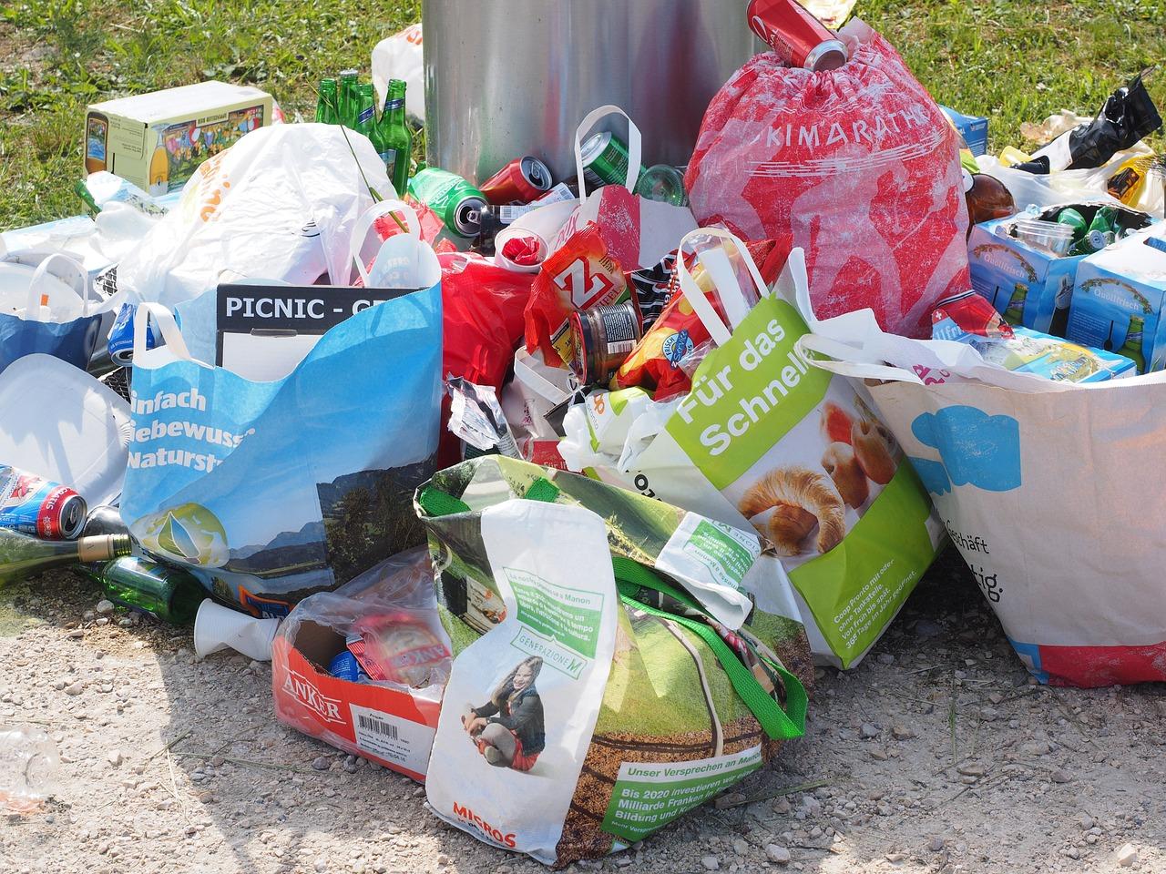 Spreco alimentare e rifiuti